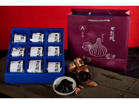 黑蒜頭禮盒(9粒/盒)